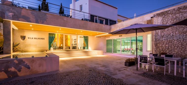 Hotel Vila Valverde Design Country: Entrada PRAIA DA LUZ