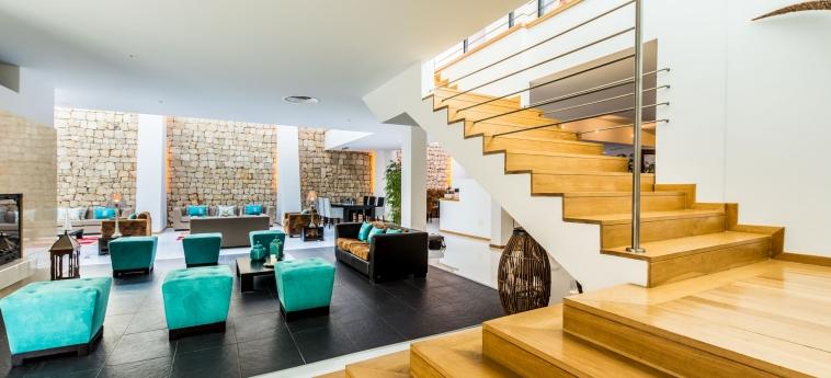 Hotel Vila Valverde Design Country: Escalinata PRAIA DA LUZ