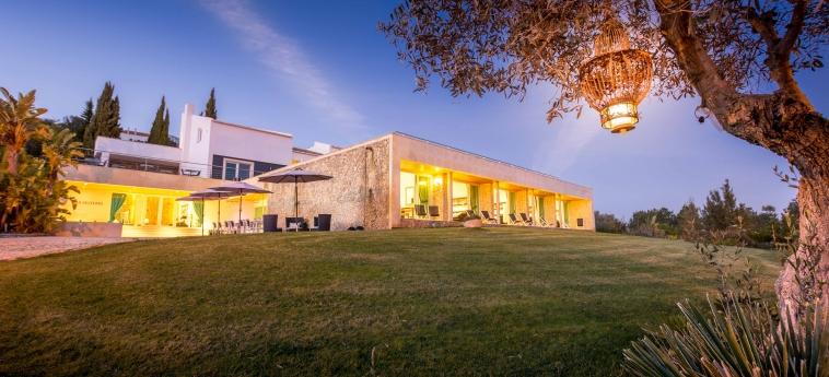 Hotel Vila Valverde Design Country: Facade PRAIA DA LUZ