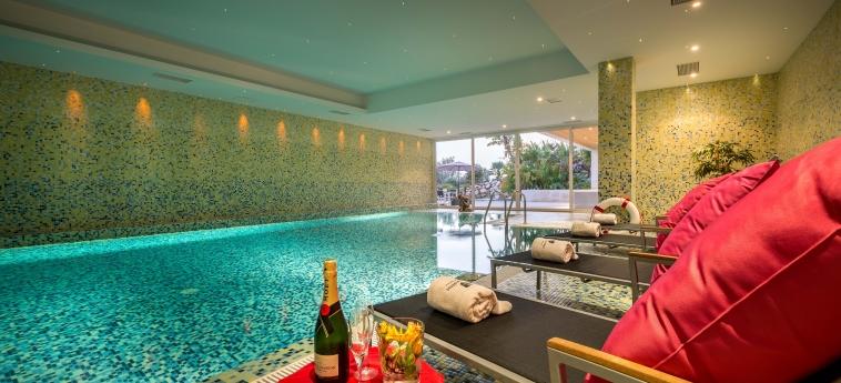 Hotel Vila Valverde Design Country: Piscina Cubierta PRAIA DA LUZ