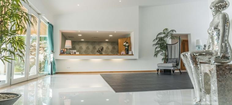 Hotel Vila Valverde Design Country: Reception PRAIA DA LUZ