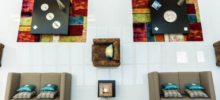 Hotel Vila Valverde Design Country: Salon PRAIA DA LUZ