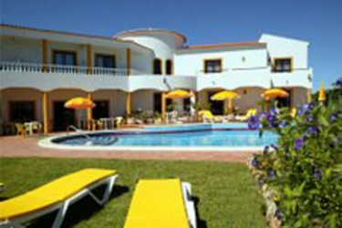 Hotel Albergaria Rosa Montes: Exterior PRAIA DA LUZ
