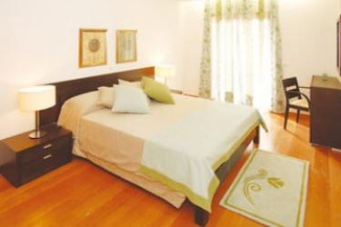 Hotel Baia Da Luz: Chambre PRAIA DA LUZ