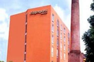 Hotel City Express Puebla: Esterno PUEBLA