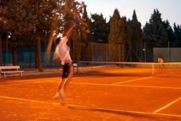 Hotel Park Plaza Histria: Terrain de Tennis PULA - ISTRIE