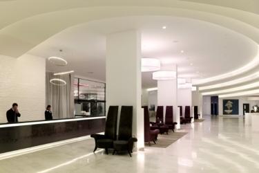 Hotel Park Plaza Histria: Lobby PULA - ISTRIEN