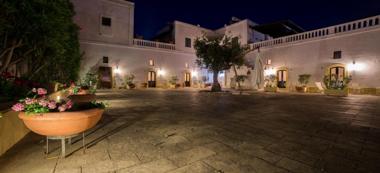 Hotel Tenuta Del Barco: Extérieur PULSANO - TARANTO