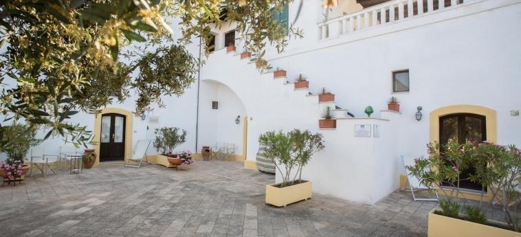 Hotel Tenuta Del Barco: Exterieur PULSANO - TARANTO