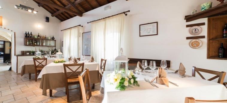 Hotel Tenuta Del Barco: Restaurant PULSANO - TARANTO