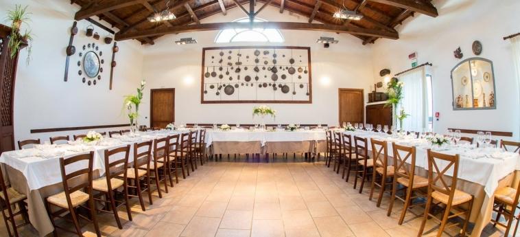 Hotel Tenuta Del Barco: Salle de Réunion PULSANO - TARANTO