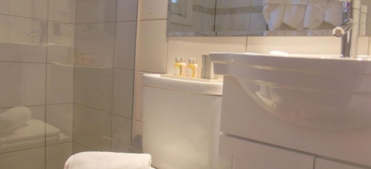 Josephine Boutique Hotel: Bathroom PUNTA DEL ESTE