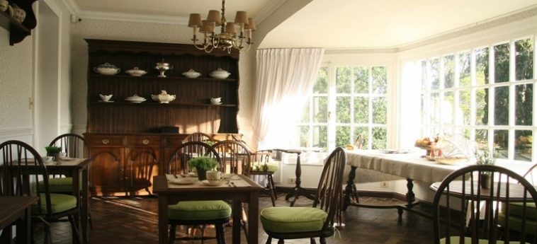 Josephine Boutique Hotel: Breakfast Room PUNTA DEL ESTE