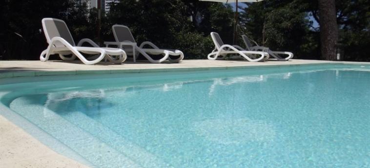 Josephine Boutique Hotel: Outdoor Swimmingpool PUNTA DEL ESTE