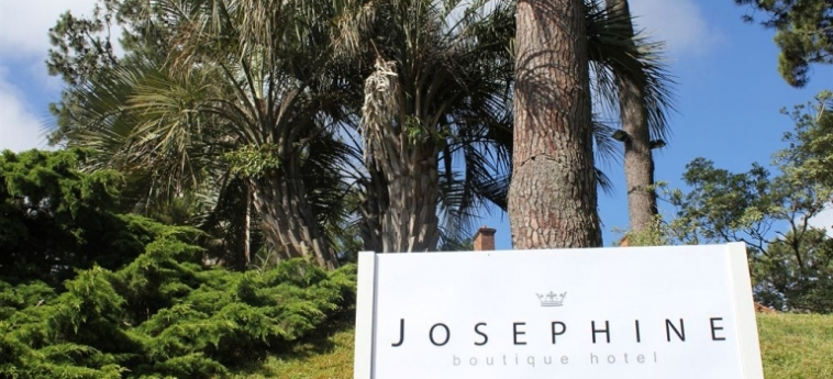 Josephine Boutique Hotel: Wall Painting PUNTA DEL ESTE