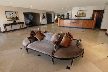 Hotel Barradas Parque: Lobby PUNTA DEL ESTE
