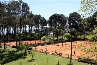 Punta Del Este Golf & Art Resort Hotel Del Lago: Campo da Tennis PUNTA DEL ESTE