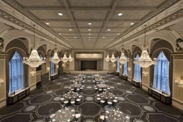 Hotel Fairmont Le Chateau Frontenac: Ballroom QUEBEC CITY