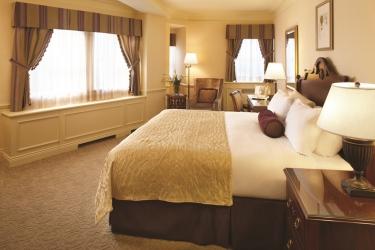 Hotel Fairmont Le Chateau Frontenac: Habitaciòn QUEBEC CITY