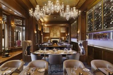 Hotel Fairmont Le Chateau Frontenac: Restaurante QUEBEC CITY