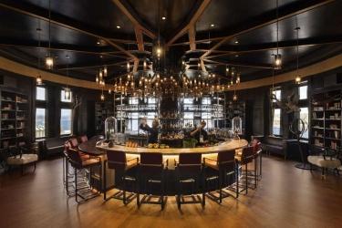 Hotel Fairmont Le Chateau Frontenac: Bar QUEBEC CITY
