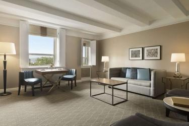 Hotel Fairmont Le Chateau Frontenac: Hotel detail QUEBEC CITY