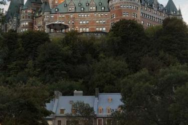 Hotel Fairmont Le Chateau Frontenac: Exterior QUEBEC CITY