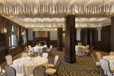 Hotel Fairmont Le Chateau Frontenac: Meeting Room QUEBEC CITY