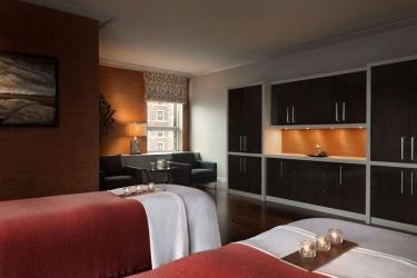 Hotel Fairmont Le Chateau Frontenac: Spa QUEBEC CITY