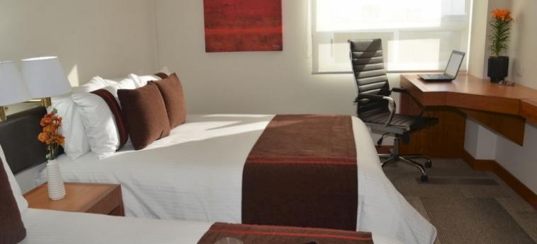 Hotel Mision Express Queretaro: Living Room QUERETARO