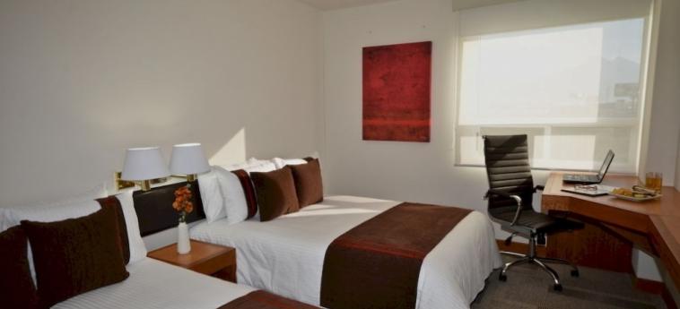 Hotel Mision Express Queretaro: Room - Double QUERETARO
