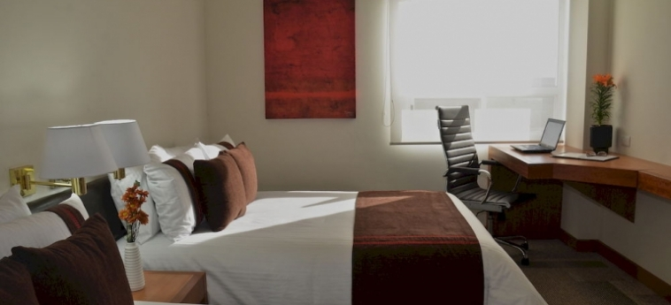 Hotel Mision Express Queretaro: Superior Room QUERETARO