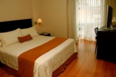Hotel Lugano Suites: Bedroom QUITO