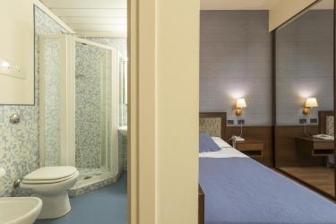 Hotel Montreal: Habitación Singula RAGUSA