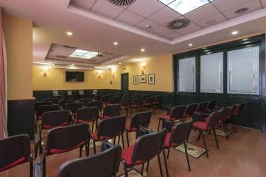 Hotel Montreal: Sala de conferencias RAGUSA