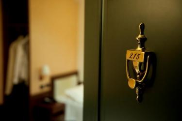 Hotel Montreal: Interior detail RAGUSA