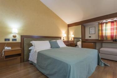 Hotel Montreal: Schlafzimmer RAGUSA