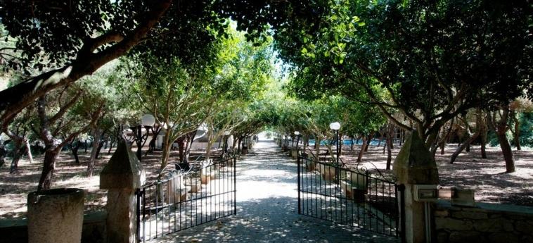 Agriturismo La Maddalena: Garden RAGUSA