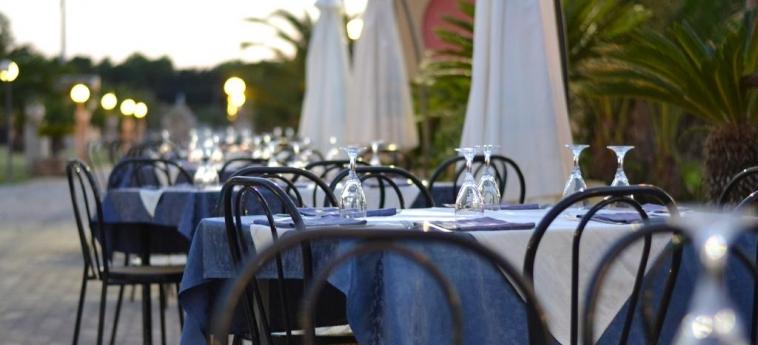 Agriturismo La Maddalena: Restaurant RAGUSA