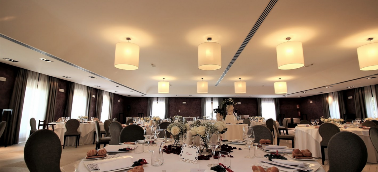 Hotel Donnafugata Golf Resort & Spa: Bankettsaal RAGUSA