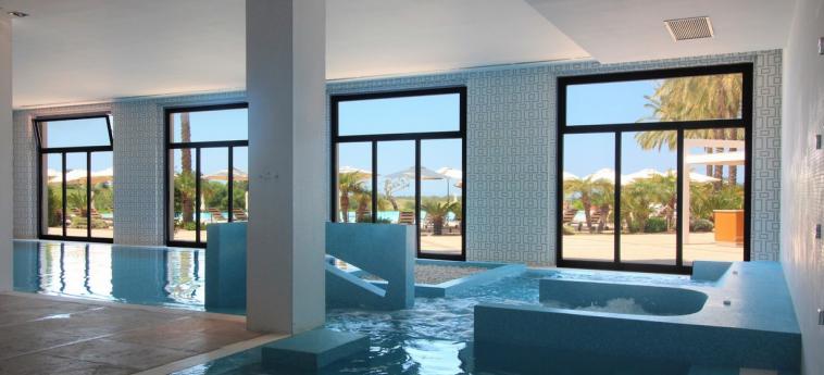 Hotel Donnafugata Golf Resort & Spa: Innenschwimmbad RAGUSA