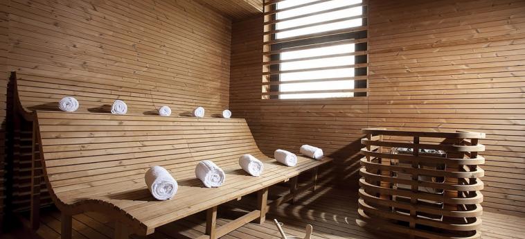 Hotel Donnafugata Golf Resort & Spa: Sauna RAGUSA