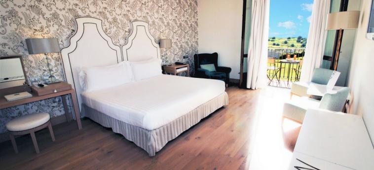 Hotel Donnafugata Golf Resort & Spa: Schlafzimmer RAGUSA