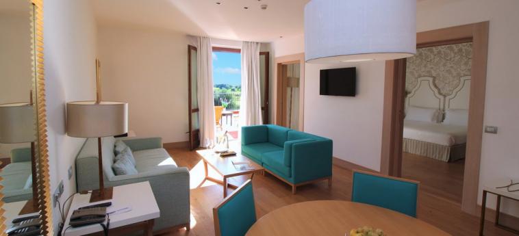 Hotel Donnafugata Golf Resort & Spa: Wohnzimmer RAGUSA