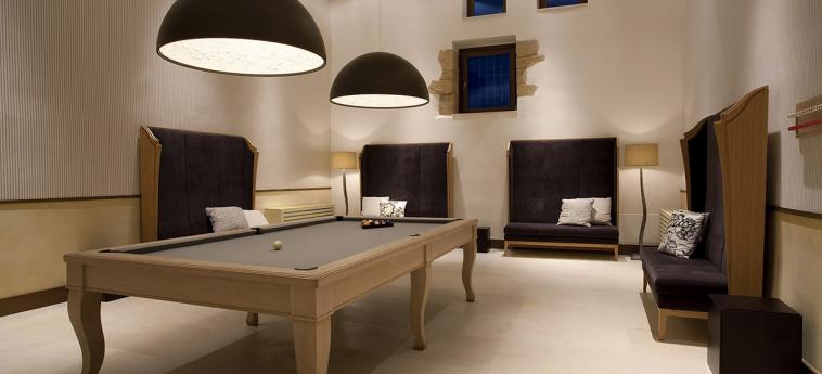 Hotel Donnafugata Golf Resort & Spa: Activities RAGUSA