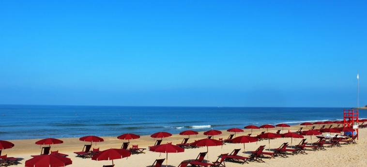 Hotel Donnafugata Golf Resort & Spa: Beach RAGUSA