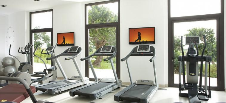 Hotel Donnafugata Golf Resort & Spa: Gym RAGUSA