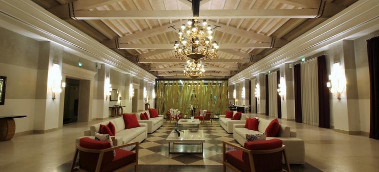 Hotel Donnafugata Golf Resort & Spa: Lobby RAGUSA