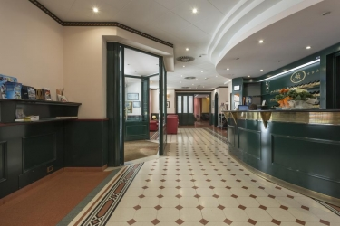 Hotel Montreal: Reception RAGUSE