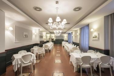 Hotel Montreal: Restaurant RAGUSE